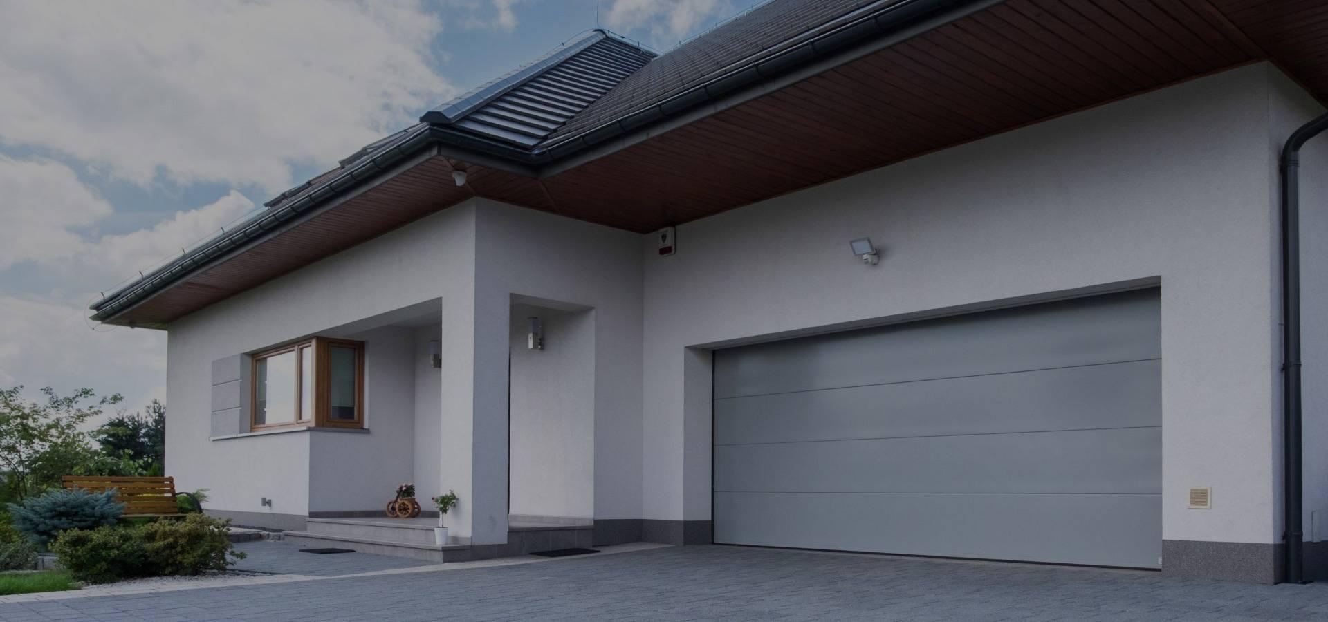 Bramy garażowe oferowane przez Rojax