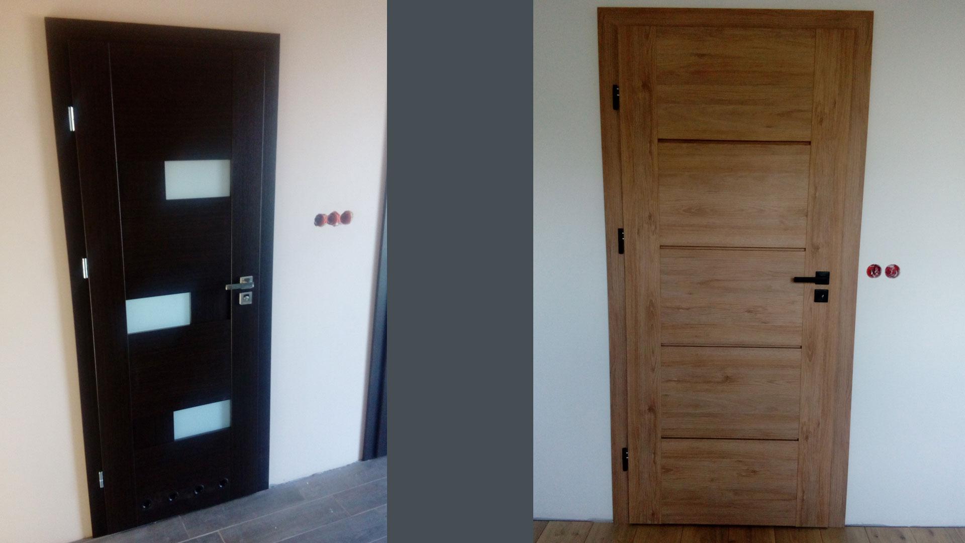 drzwi rozne
