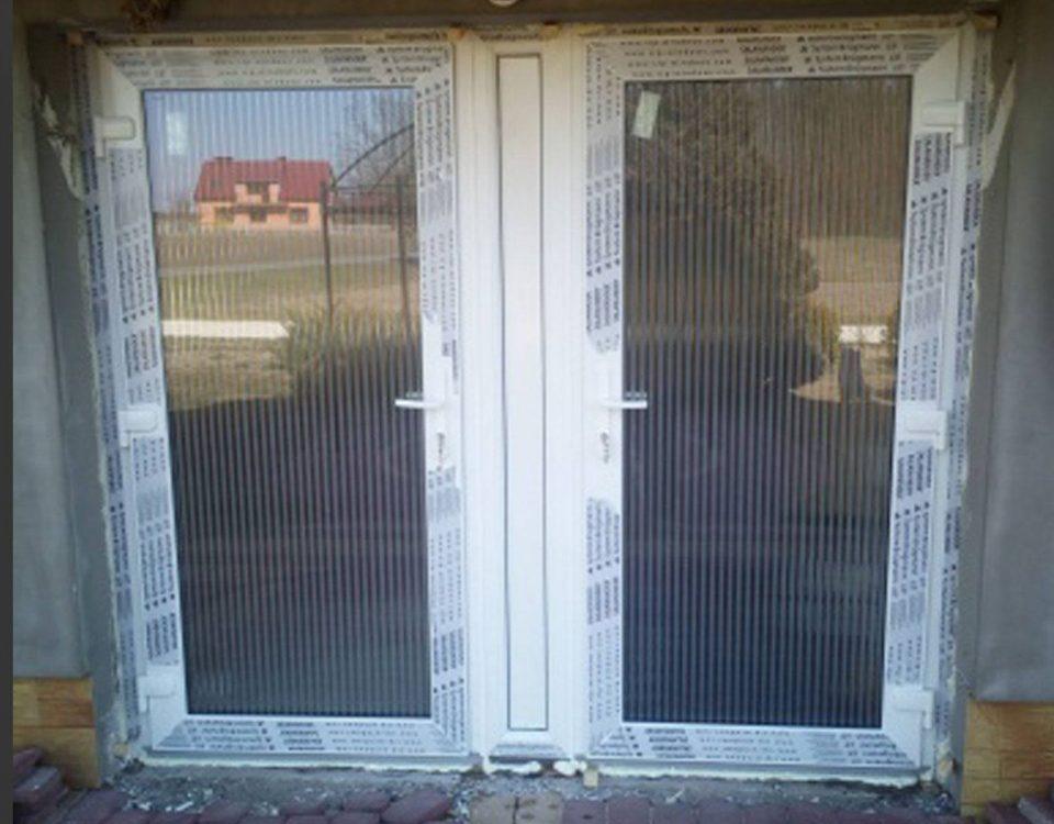 Montaż drzwi PCV