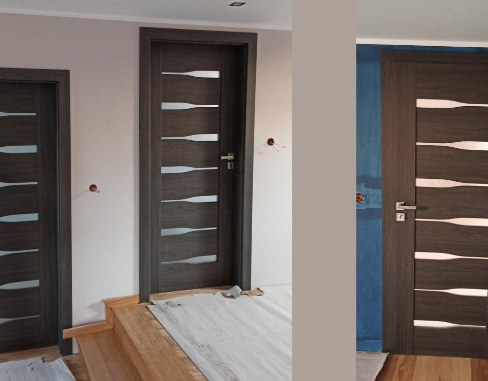 Montaż drzwi Rojax