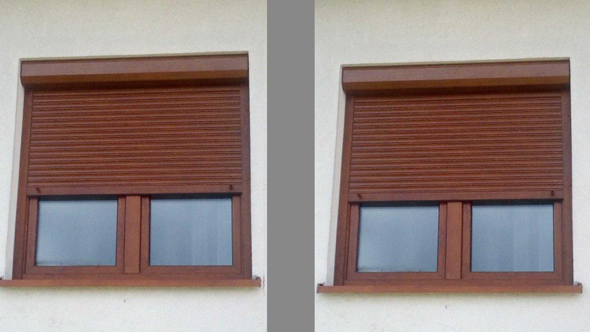 Montaż rolet okiennych rojax